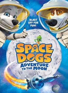 «Space Dogs. Adventure to the Moon» в США